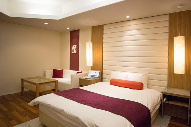 ホテルグディグディ407号室