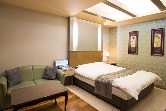 ホテルグディグディ410号室