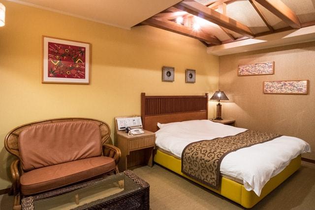 ホテルグディグディ507号室