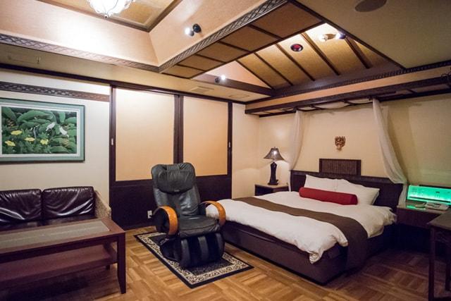 ホテルグディグディ603号室