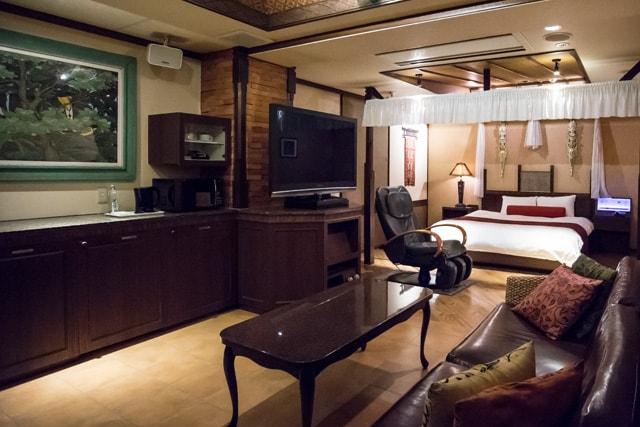 ホテルグディグディ605号室