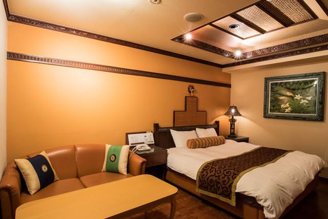 ホテルグディグディ606号室