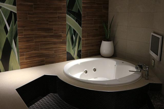 ホテルグディグディ702号室バスルーム